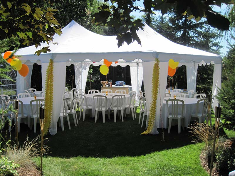 Charmant Outdoor Events Are Great All Year Round In South Florida. Preferred Party  Rental Rents Tents And Party Accessories In The Miami, Florida Area To Help  You ...